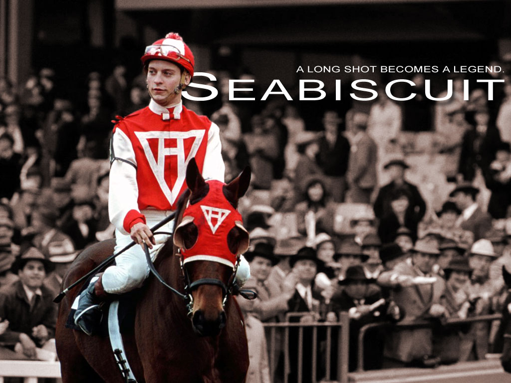 Artsy rendering of Seabiscuit at 1024x768